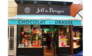 Vitrine de Jeff de Bruges