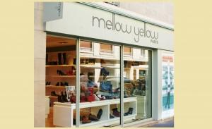 Vitrine de Mellow Yellow