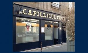 Vitrine de BJ'S Capilliculteur