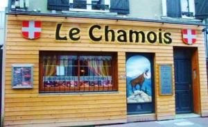 Vitrine de Le Chamois