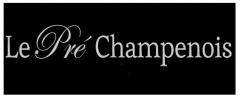 Le Pré Champenois