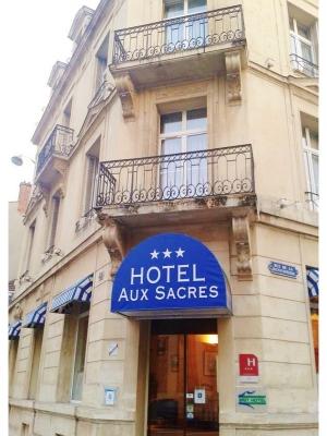 Hôtel aux Sacres