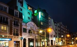 Vitrine de Hôtel Holiday Inn