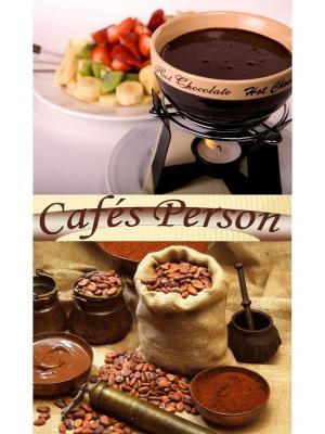 Cafés Person