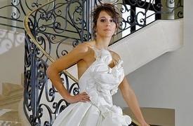 Elena Viette Reims, créatrice de robes de mariées, robes de soirée