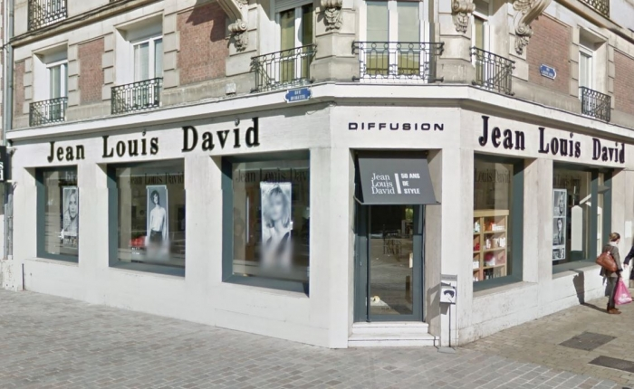 Vitrine de Jean-Louis David