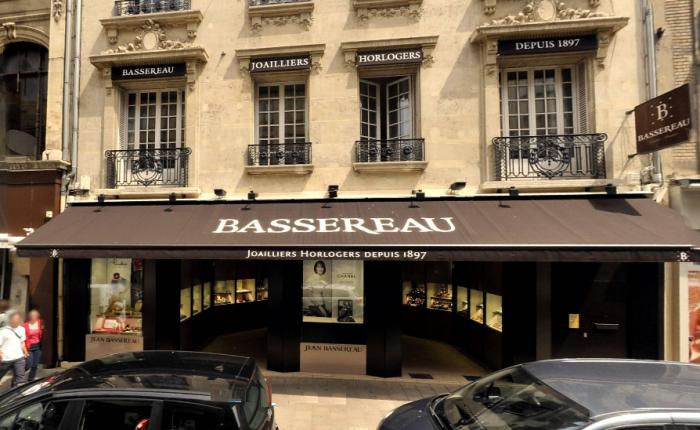 Vitrine de Bassereau