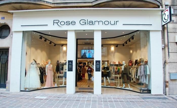 Vitrine de Rose Glamour