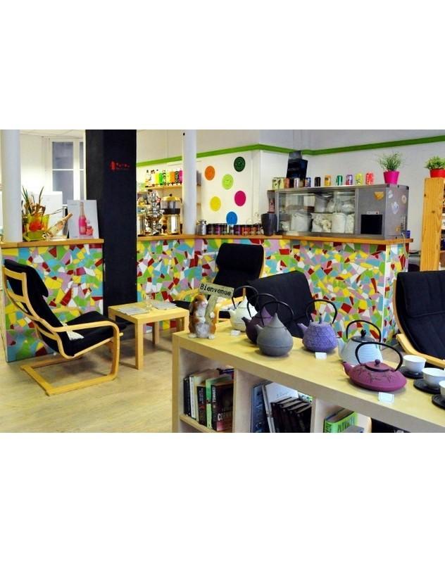 Le salon et maison de th s en appart 39 th reims for Les salon de maison